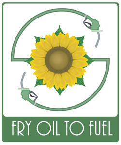fry oil to fuel